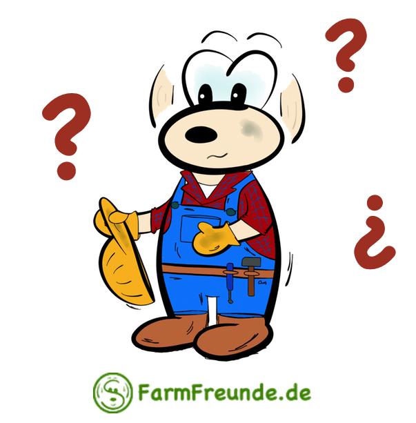 FarmFreunde.de Schaukel fuer Drinnen