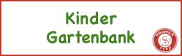 Gartenspielgeräte Kinder Gartenbank