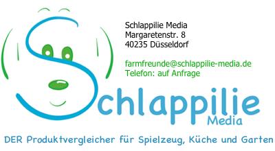 Impressum Farmfreunde - Schlappilie Media